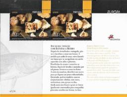PORTUGAL 2005 Europa Gastronomia, 1 SS MNH - Europa-CEPT