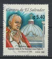 °°° EL SALVADOR - Y&T N°1259 - 1996 °°° - El Salvador