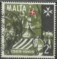1966 Great Siege, Turkish Camp, Used - Malta