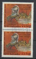 °°° EL SALVADOR - Y&T N°1271 - 1996 °°° - El Salvador