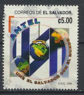 °°° EL SALVADOR - Y&T N°1275 - 1996 °°° - El Salvador