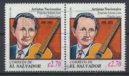 °°° EL SALVADOR - Y&T N°1278 - 1996 °°° - El Salvador