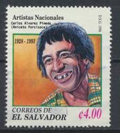°°° EL SALVADOR - Y&T N°1279 - 1996 °°° - El Salvador