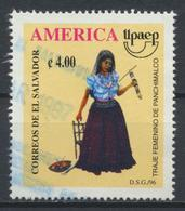 °°° EL SALVADOR - Y&T N°1288 - 1996 °°° - El Salvador