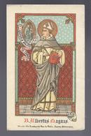 B. ALBERTUS MAGNUS GOLDPRINT STEENDRUK LOMBAERTS DEURNE - Images Religieuses
