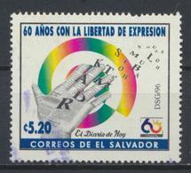 °°° EL SALVADOR - Y&T N°1289 - 1996 °°° - El Salvador