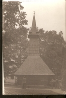 K. Scandinavia Real Photo Of Church Kyrka Closter - Photographs