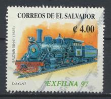 °°° EL SALVADOR - Y&T N°1307 - 1997 °°° - El Salvador