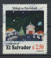 °°° EL SALVADOR - Y&T N°1308 - 1996 °°° - El Salvador