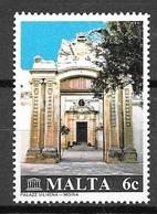 1980 6 Cents UNESCO, Mint Never Hinged - Malta