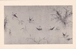 Hawaii Honolulu The Hundred Geese Ink On Paper 11th Century Honolulu Academy Of Arts - Honolulu
