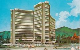 Hawaii Honolulu Sheraton-Waikiki Hotel - Honolulu