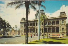 Hawaii Honolulu Iolani Palace - Honolulu