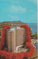 Hawaii Ilikai On Waikiki Yacht Harbor 1965 - Honolulu