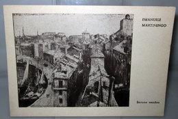 EMANUELE MARTINENGO SAVONA VECCHIA - Cromo