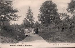 KOEKELBERG : Sentier Du Parc Elisabeth - Koekelberg