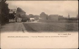 KOEKELBERG : Vue Du Plateau Vers La Laiterie Du Panthéon - Koekelberg