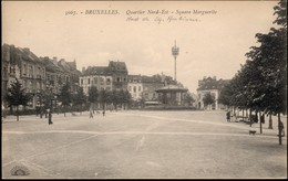 Quartier Nord-Est - Square Marguerite - St-Josse-ten-Noode - St-Joost-ten-Node