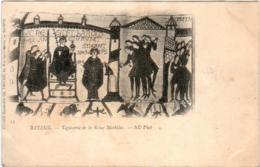 51zst 115 CPA - BAYEUX - TAPISSERIE DE LA REINE MATHILDE - Bayeux