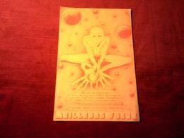 CARTE DE VOEUX DE LA SOCIETE NEVEU  HAVRE  1975 - Cartes