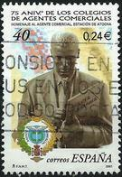 Spain 2001 - Schools Of Commercial Agents ( Mi 3609 - YT 3343 ) - 1931-Today: 2nd Rep - ... Juan Carlos I
