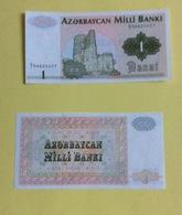 Billet : Azerbaïdjan ,1 Manat (neuf) (....4427) - Azerbaïjan
