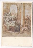 The Nativity, By Antonio Allegri Da Correggio, Fitzwilliam Museum, Cambridge, Unused Postcard [22648] - Paintings