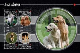 Togo 2015 Dog Chien MNH 1 Sheet - Togo (1960-...)