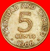 # GREAT BRITAIN (1966-1972): TRINIDAD AND TOBAGO ★ 5 CENTS 1966! LOW START ★ NO RESERVE! - Trinité & Tobago