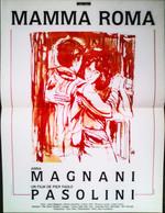 AFF CINE ORIG MAMMA ROMA 40X60 Pasolini (1962) - Posters