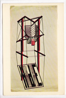 G. Klutsis, Project For Newspaper Kiosk, Unused Postcard [22658] - Sculptures