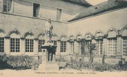 Vitteaux - Le Couvent - Jardinet Du Cloître - Francia