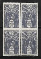 France Timbres De 1951  N°879 Bloc De 4 Neuf ** Gomme Parfaite - Frankrijk