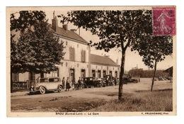 28 EURE ET LOIR - BROU La Gare (voir Descriptif) - France