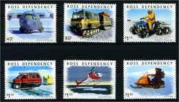 ROSS GEBIET 2000 Nr 66-71 Postfrisch (108070) - Ohne Zuordnung