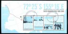 AUS.ANTARKTIK 2009 Bl.3 Gestempelt (108054) - Timbres