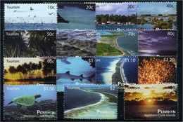 PENRHYN 2011 Nr 647-661 Postfrisch (108101) - Cook