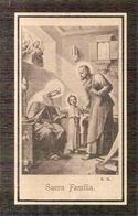 DP. SOEUR AGNES (IRENE VAN WTBERGHE ° ISEGEM 1872 -+ ANS 1908 - Godsdienst & Esoterisme