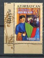 242 AZERBAIDJAN 2003 - Yvert 473 - Comedie Musicale - Neuf ** (MNH) Sans Trace De Charniere - Azerbaïdjan