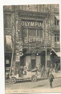 L' Olympia à Paris Beau Plan Auto  Café 10 Billards - Cabarets