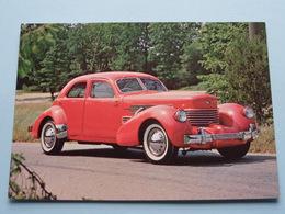 1937 CORD BEVERLEY SEDAN ( 14 - After The Battle ) Anno 19?? ( Zie / Voir / See Photo ) ! - Voitures De Tourisme
