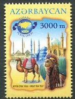 242 AZERBAIDJAN 2004 - Yvert 501 - Chameau Mosquee - Neuf ** (MNH) Sans Trace De Charniere - Azerbaïdjan