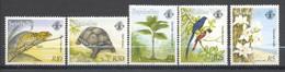 Seychelles, Yvert 784/788, 1994, MNH - Seychelles (1976-...)