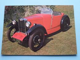 1930 M.G. 'MIDGET' M-TYPE ( 9 - After The Battle ) Anno 19?? ( Zie / Voir / See Photo ) ! - Voitures De Tourisme