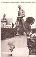 JARDIN BOTANIQUE L'AUTOMNE DE COSTANTIN MEUNIER - Monumenti, Edifici