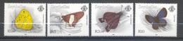 Seychelles, Yvert 789/792, Scott 767/770, 1994, MNH - Seychelles (1976-...)