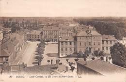 Bourg - Lycée Carriat, Vu Des Tours De Notre-Dame - Bourg-en-Bresse
