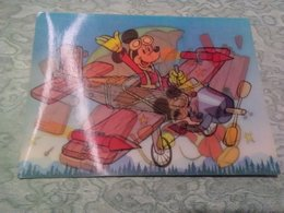 Carte En 3D Visio -  Disney Mickey's Plane  W 646 - Sonstige