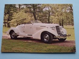 1935 AUBURN 851 ( 13 - After The Battle ) Anno 19?? ( Zie / Voir / See Photo ) ! - Voitures De Tourisme