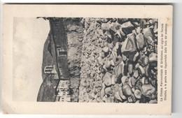 La Chiesa Parrocchiale Di Grisciano   ASCOLI PICENO Torre Del Palazzo VIAGGIATA 1923 COD.C.2076 - Ascoli Piceno